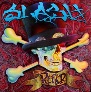 Slash y la vieja escuela vuelven a la carga