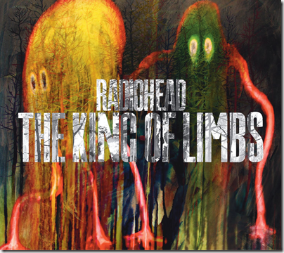"Radiohead ""The King of Limbs"" (2011)"