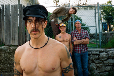 Guadalajara también podrá disfrutar de la presentación del nuevo disco de los Red Hot Chili Peppers