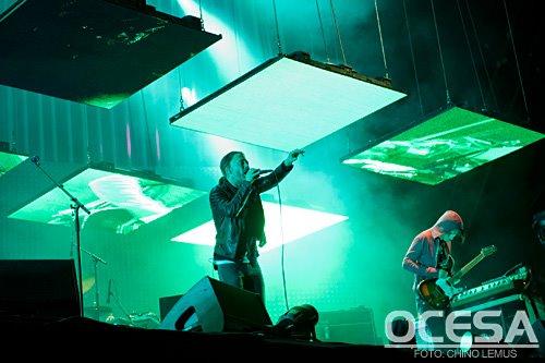 Espere en la línea, lo estoy atendiendo: sobre el concierto de Radiohead en México