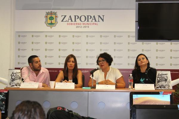 """La semana pasada, el gobierno municipal de Zapopan presentó el programa""""Mi Barrio, Mi Cultura"""""""