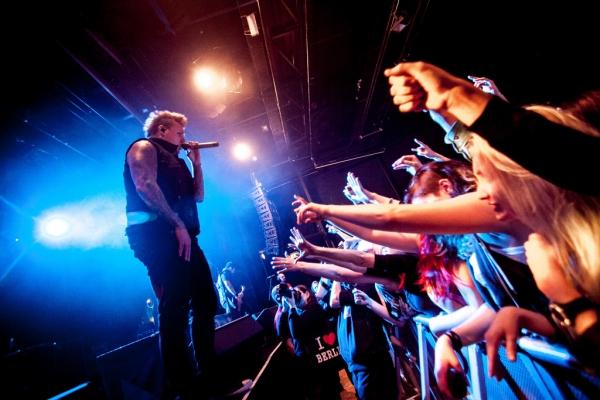 Papa Roach /  Foto: hedlundphoto