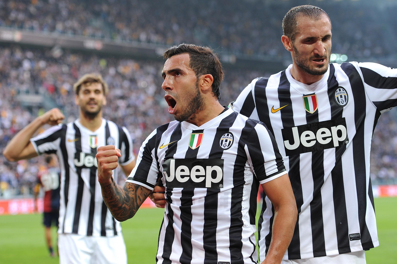 La Juventus de Turín lidera la liga italiana