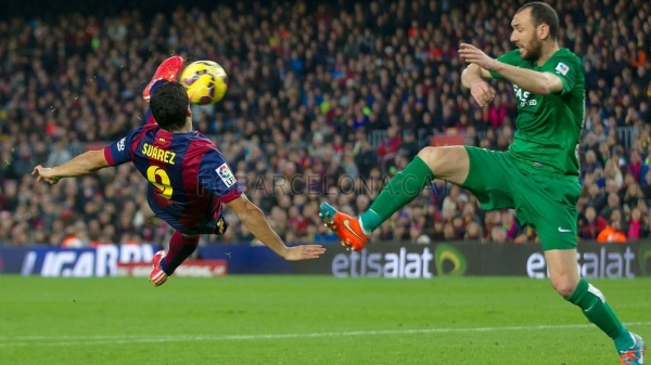 El Barcelona siempre ha sido víctima de polémicas.