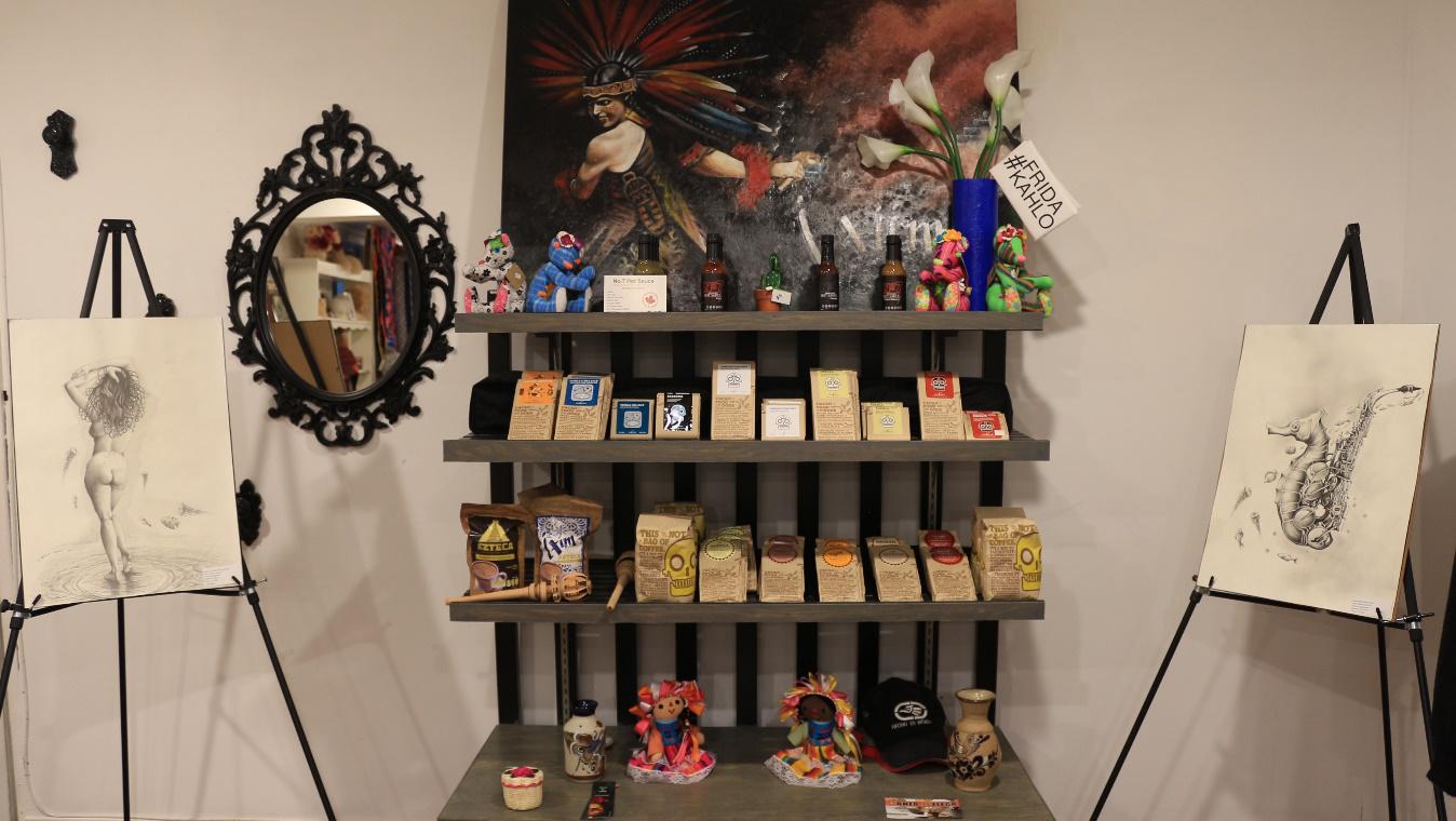 galería de arte Ixiim