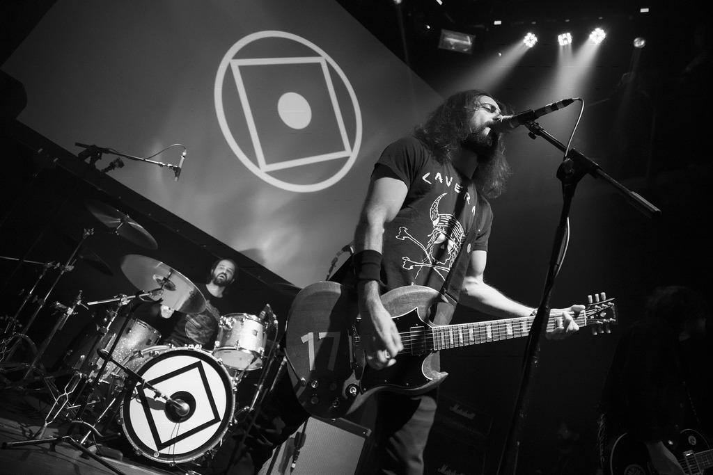 Disidente banda de rock and roll